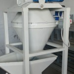 drobilica šipka s centrifugalnim separatorom