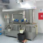 kotlovi za termičku pripremu mljevene mase bundevinih koštica